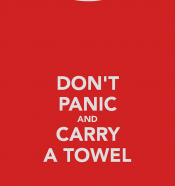 don-t-panic-and-carry-a-towel-iphone5